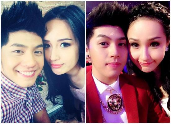 Trước khi công khai việc từng hẹn hò, Noo Phước Thịnh và Mai Phương Thúy đã ăn mặc như trời sinh một cặp-11