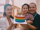 Phạm Quỳnh Anh - Quang Huy xuất hiện vui vẻ trong tiệc sinh nhật con gái sau khi công khai ly hôn