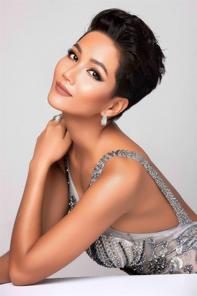HHen Niê xuất hiện rạng ngời trên trang chủ Miss Universe với mái tóc tém không thể lẫn với ai-3
