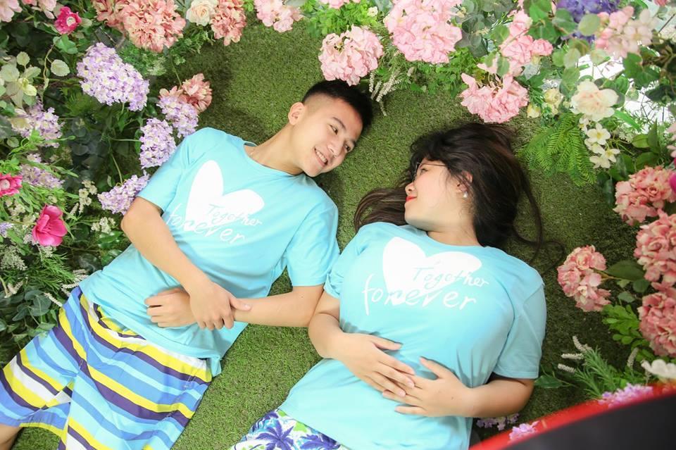 Nữ sinh ngực khủng ở Hải Dương cũng là xin quỳ khi bị vu khống vừa chia tay đã yêu người mới-4