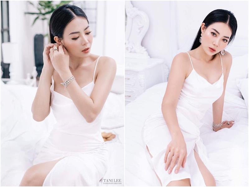 Để gỡ lại bộ dạng thê thảm của Lan Cave trên phim, Thanh Hương tung liền 2 bộ ảnh đẹp nín thở-11