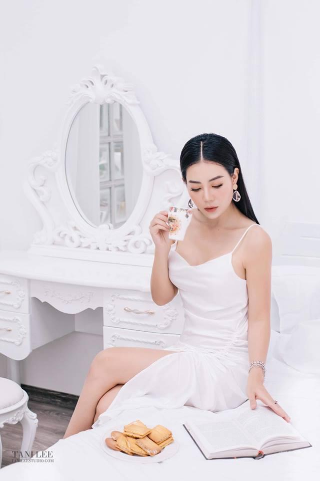 Để gỡ lại bộ dạng thê thảm của Lan Cave trên phim, Thanh Hương tung liền 2 bộ ảnh đẹp nín thở-14