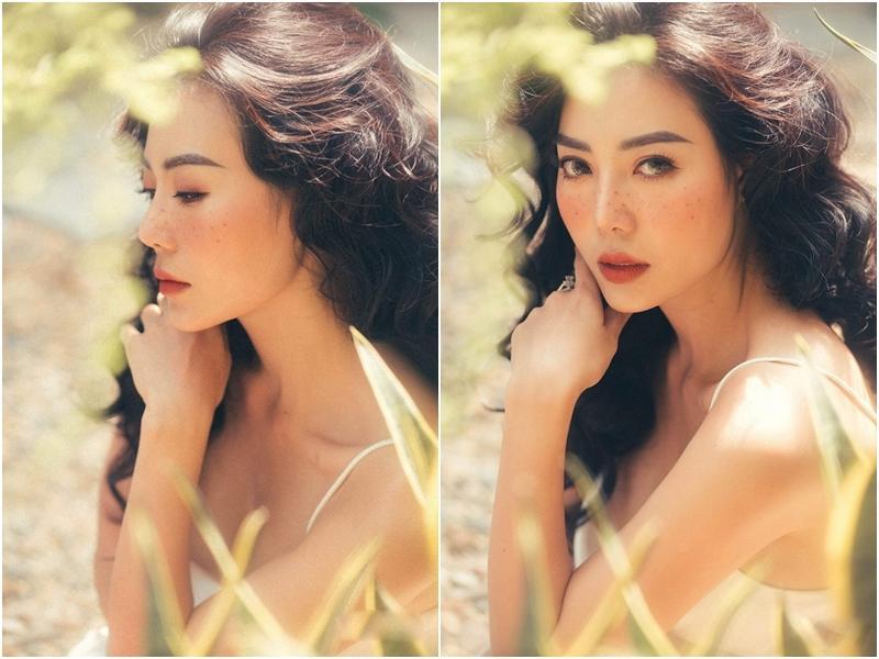 Để gỡ lại bộ dạng thê thảm của Lan Cave trên phim, Thanh Hương tung liền 2 bộ ảnh đẹp nín thở-2