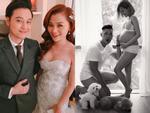 Em gái xinh đẹp của ca sĩ Quang Vinh lần đầu chia sẻ mối tình 9 năm bên ông xã là cơ trưởng điển trai-12