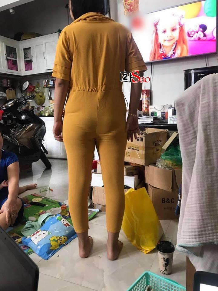 Nhức não vì mua hàng online: Order jumpsuit mà nhận về bộ đồ lặn thẳng đuỗn như cây sào-2