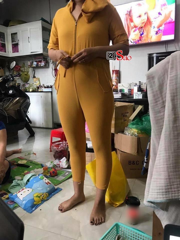 Nhức não vì mua hàng online: Order jumpsuit mà nhận về bộ đồ lặn thẳng đuỗn như cây sào-3