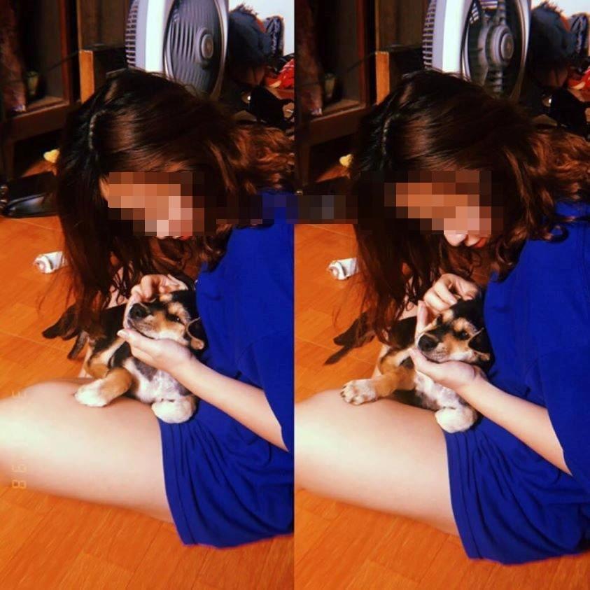 Nữ sinh ném con ở chung cư Linh Đàm cũng là một nạn nhân-1