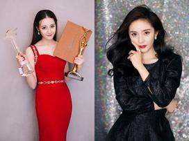Địch Lệ Nhiệt Ba kế thừa danh hiệu: 'Nữ vương phim rác' của Dương Mịch? Angelababy liên tiếp là thảm họa trên Douban