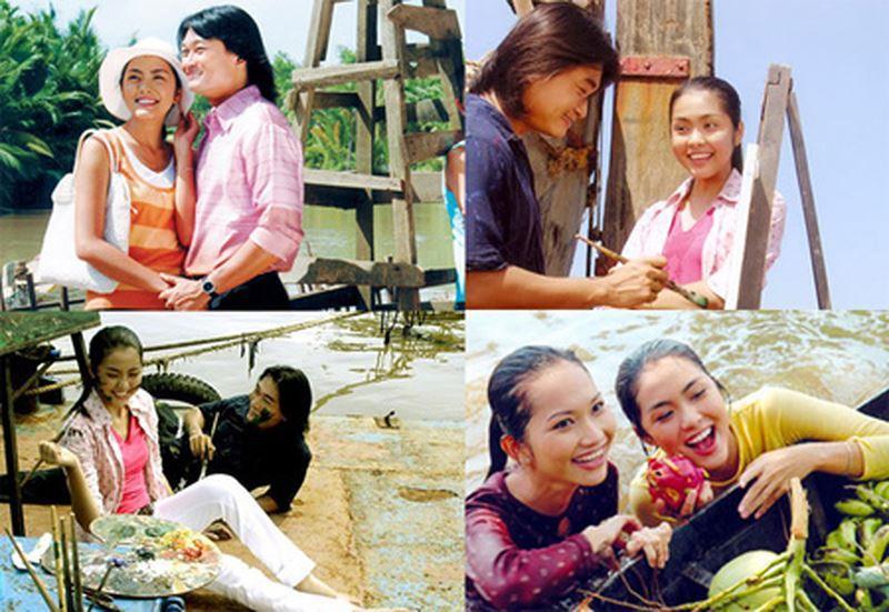 Nhan sắc nóng bỏng khác xa trên phim của những gái quê nổi tiếng bậc nhất màn ảnh Việt-1