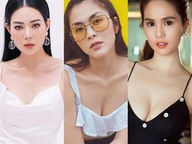 Nhan sắc nóng bỏng khác xa trên phim của những gái quê nổi tiếng bậc nhất màn ảnh Việt