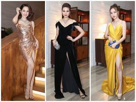 Thanh Hằng, Võ Hoàng Yến, Bảo Anh và dàn mỹ nhân Việt trưng diện váy áo khoe vòng một gợi cảm