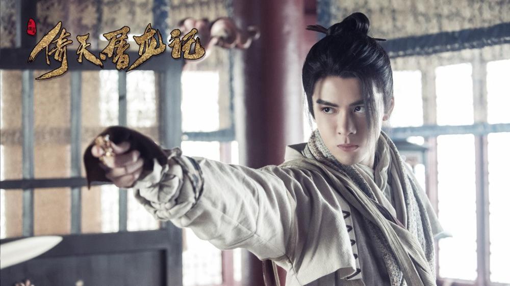 Nhân vật nữ lợi hại, đáng sợ nhất trong truyện Kim Dung là ai?-3
