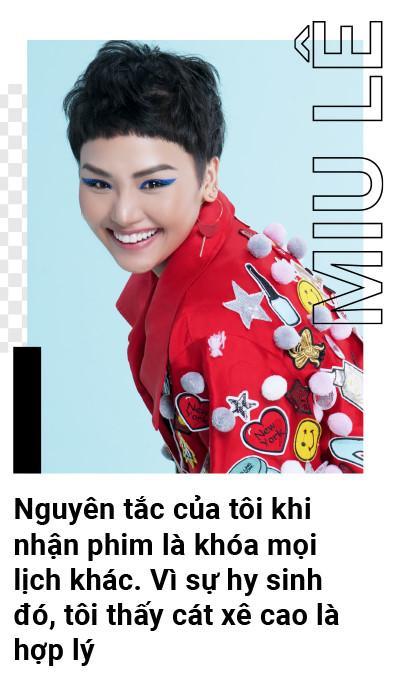 Miu Lê: Tôi đã chia tay bạn trai và vẫn còn rất thương-4