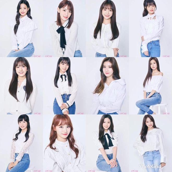 Nhóm nhạc 12 hot girl chào sân Kpop với thành tích ấn tượng-2