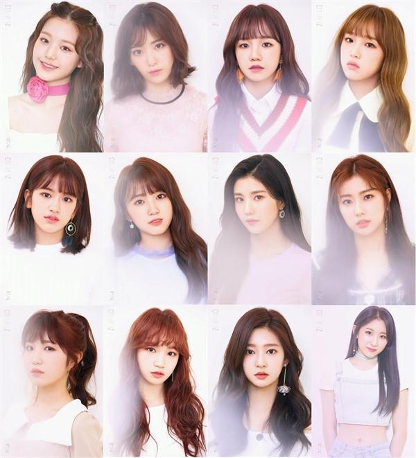 Nhóm nhạc 12 hot girl chào sân Kpop với thành tích ấn tượng-6