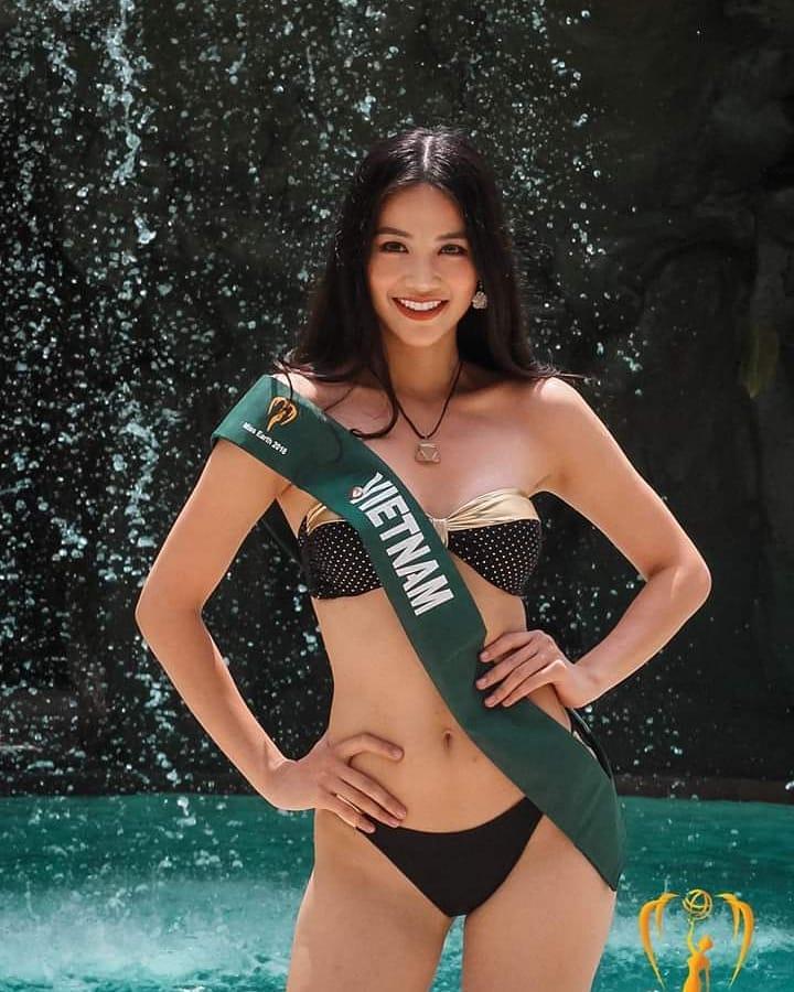 Nguyễn Phương Khánh ngất xỉu ngay sau khi đăng quang Hoa Hậu Trái Đất 2018-4
