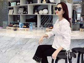 Hoa hậu Đặng Thu Thảo được khen trẻ đẹp như nữ sinh trung học