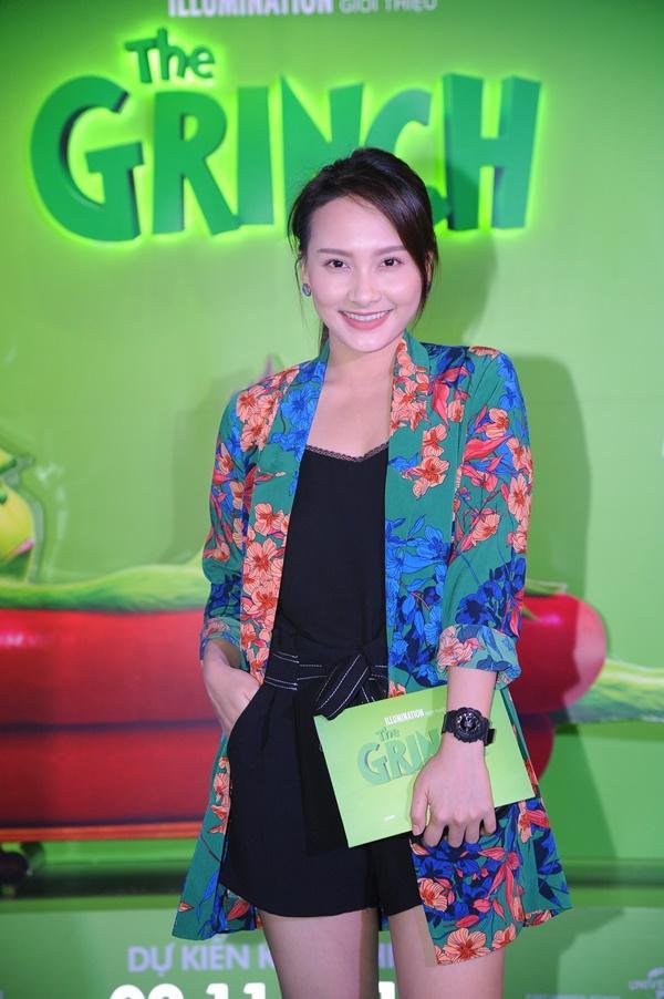 Vợ chồng Lý Hải cùng dàn sao Việt rạng rỡ trong sự kiện ra mắt siêu phẩm hoạt hình The Grinch-4