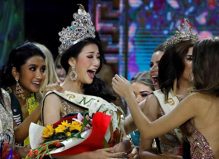 Phương Khánh đăng quang Hoa hậu Trái đất là kỳ tích của Việt Nam-2
