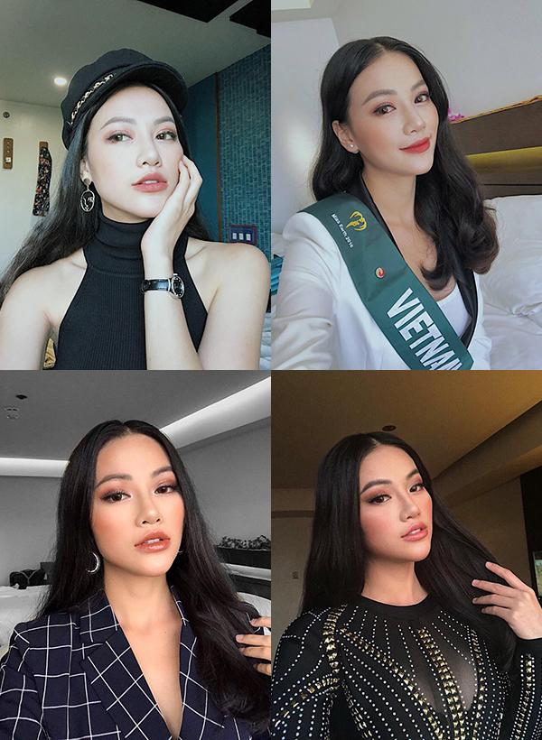 Giật mình trước nhan sắc thay đổi chóng mặt của Tân Hoa hậu Trái Đất chỉ sau nửa năm!-7