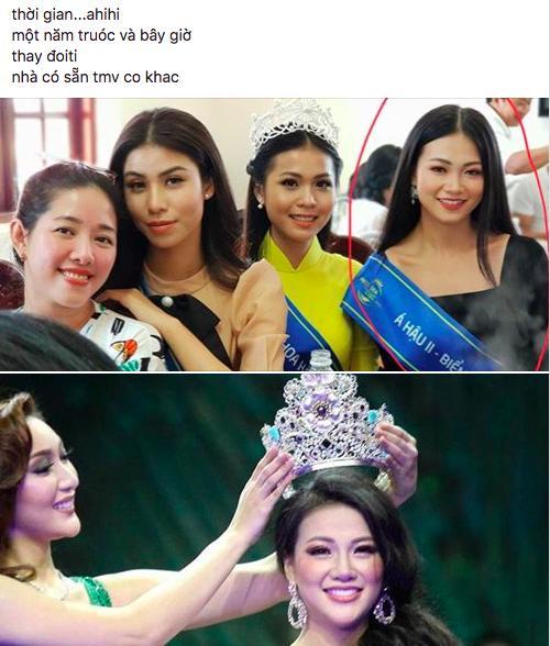 Giật mình trước nhan sắc thay đổi chóng mặt của Tân Hoa hậu Trái Đất chỉ sau nửa năm!-6