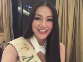 Hoa hậu Nguyễn Phương Khánh lần đầu chia sẻ sau đăng quang