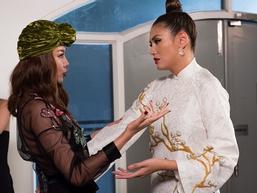 Không hài lòng chiến thuật của Thanh Hằng, Võ Hoàng Yến thẳng tay loại thí sinh mạnh nhất team 'chị đại'