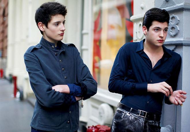 Cặp anh em người mẫu đẹp trai, thuộc hội con nhà tỷ phú ở Mỹ-1