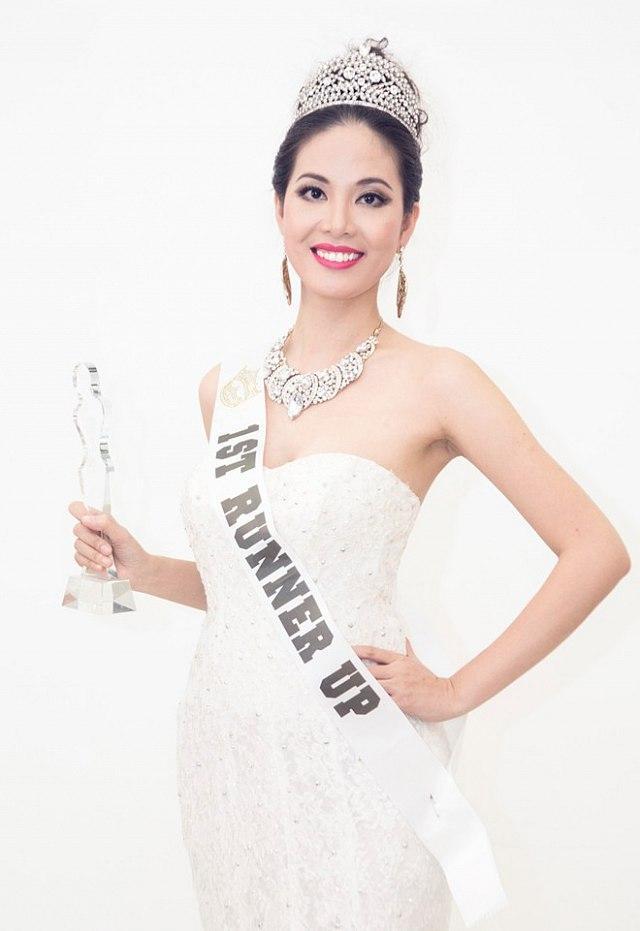 Miss Earth – Hoa hậu Trái đất ghi dấu ấn của người đẹp Việt-2