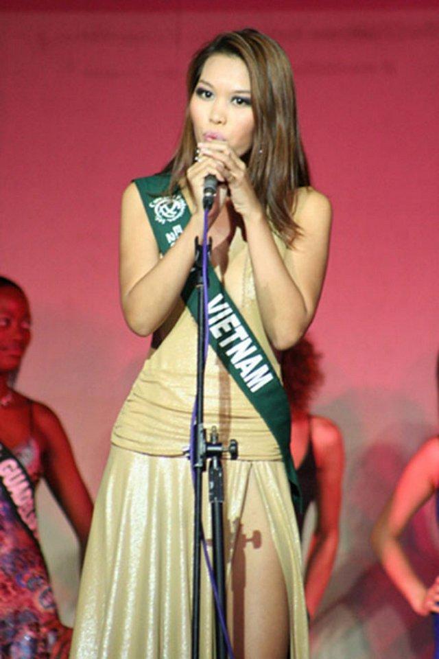Miss Earth – Hoa hậu Trái đất ghi dấu ấn của người đẹp Việt-7
