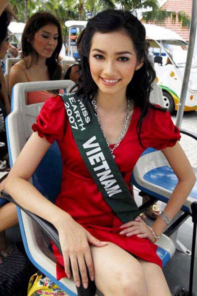 Miss Earth – Hoa hậu Trái đất ghi dấu ấn của người đẹp Việt-9