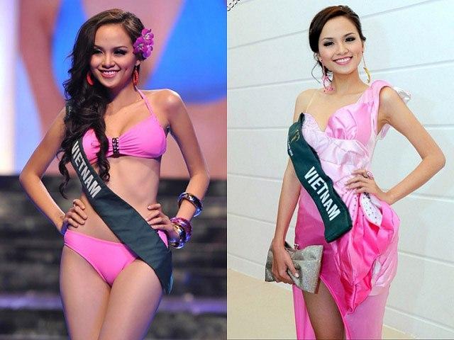 Miss Earth – Hoa hậu Trái đất ghi dấu ấn của người đẹp Việt-12
