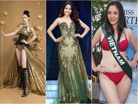 Miss Earth – Hoa hậu Trái đất ghi dấu ấn của người đẹp Việt