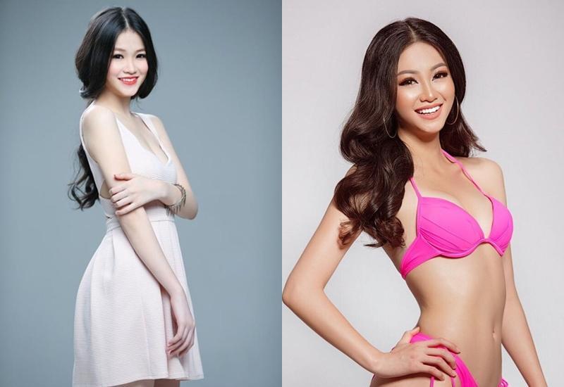 TIN ĐƯỢC KHÔNG: Gương mặt Tân Hoa hậu Trái Đất 2018 Phương Khánh lúc đăng quang khác hẳn với chính cô ấy chỉ cách đây vài tháng-13