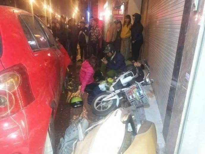 Khu vực cầu Chương Dương đã xảy ra những vụ tai nạn giao thông khiến người đi đường ớn lạnh-2