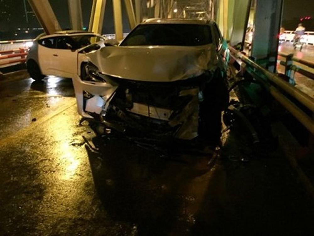 Khu vực cầu Chương Dương đã xảy ra những vụ tai nạn giao thông khiến người đi đường ớn lạnh-3