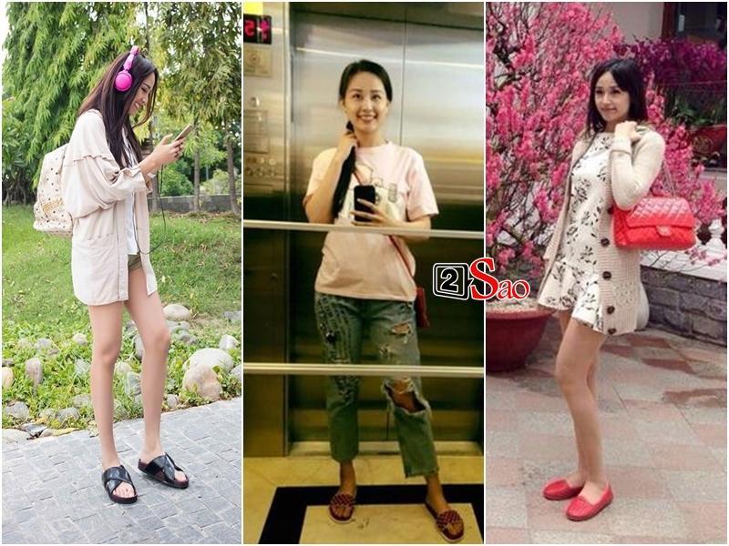 Loạt yêu nữ showbiz Việt không tiếc tiền shopping nhưng lại luôn biến hàng hiệu thành hàng chợ kém sang-2
