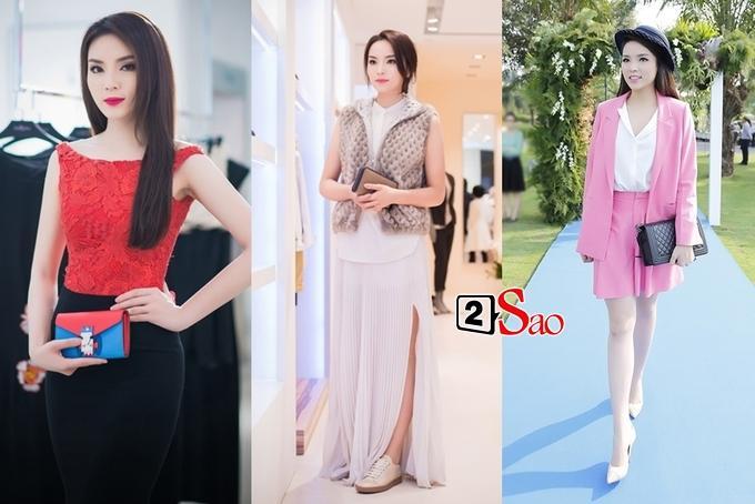 Loạt yêu nữ showbiz Việt không tiếc tiền shopping nhưng lại luôn biến hàng hiệu thành hàng chợ kém sang-9