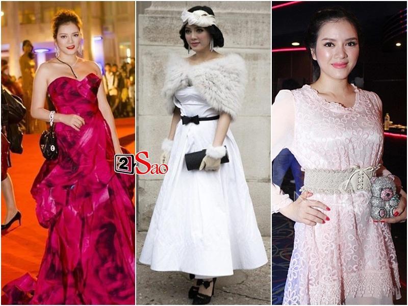 Loạt yêu nữ showbiz Việt không tiếc tiền shopping nhưng lại luôn biến hàng hiệu thành hàng chợ kém sang-5