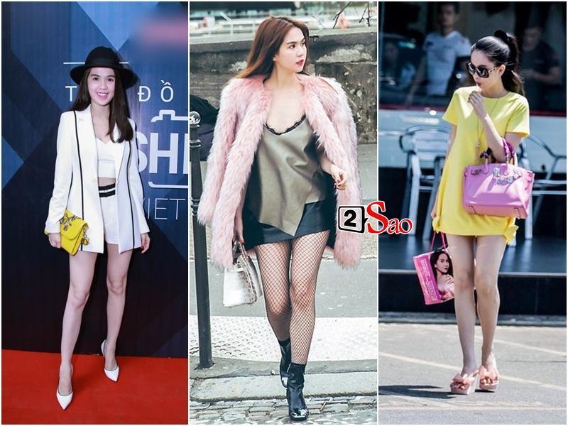 Loạt yêu nữ showbiz Việt không tiếc tiền shopping nhưng lại luôn biến hàng hiệu thành hàng chợ kém sang-6
