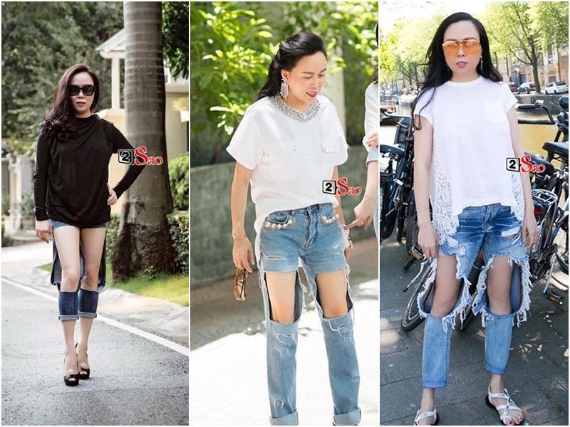 Loạt yêu nữ showbiz Việt không tiếc tiền shopping nhưng lại luôn biến hàng hiệu thành hàng chợ kém sang-8