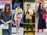 Loạt 'yêu nữ' showbiz Việt không tiếc tiền shopping nhưng lại luôn biến hàng hiệu thành hàng chợ kém sang