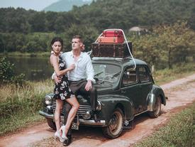 Quá ấn tượng với Việt Nam qua mạng, cặp đôi người Mỹ quyết định đến Hà Nội sống và chụp ảnh cưới đẹp long lanh