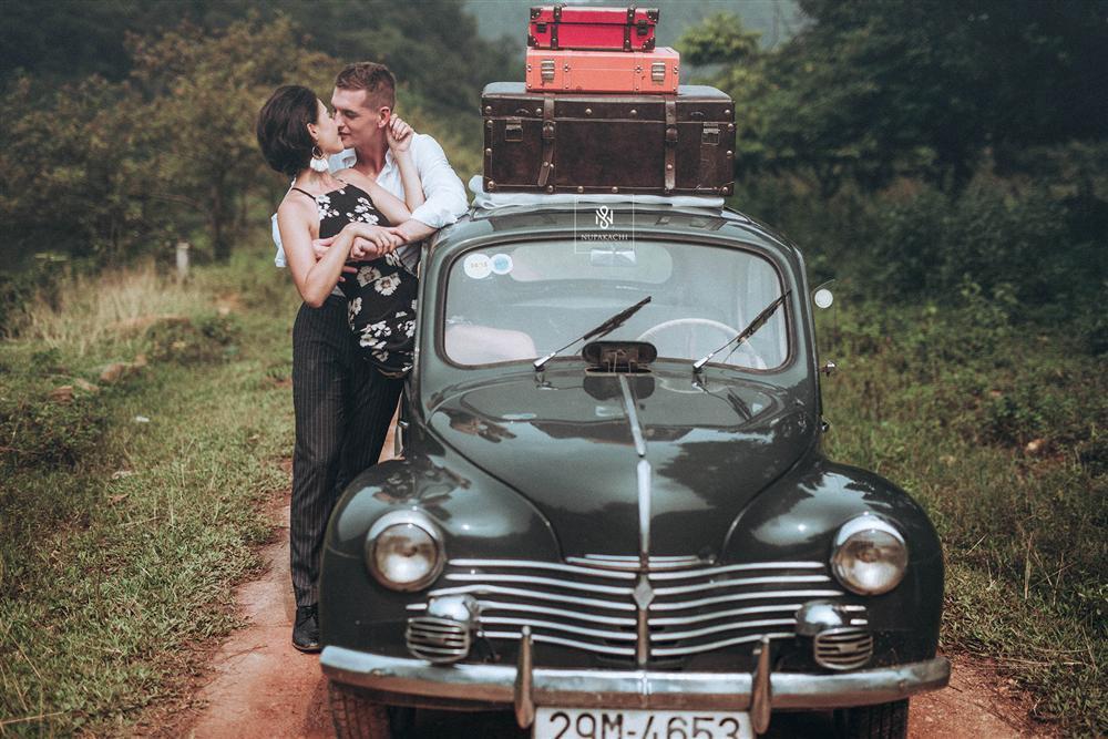 Quá ấn tượng với Việt Nam qua mạng, cặp đôi người Mỹ quyết định đến Hà Nội sống và chụp ảnh cưới đẹp long lanh-2