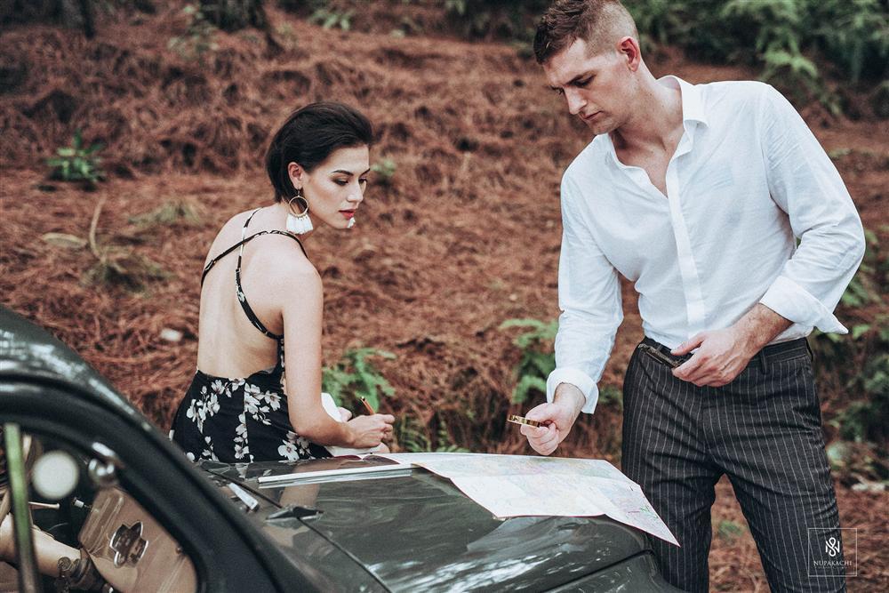 Quá ấn tượng với Việt Nam qua mạng, cặp đôi người Mỹ quyết định đến Hà Nội sống và chụp ảnh cưới đẹp long lanh-10