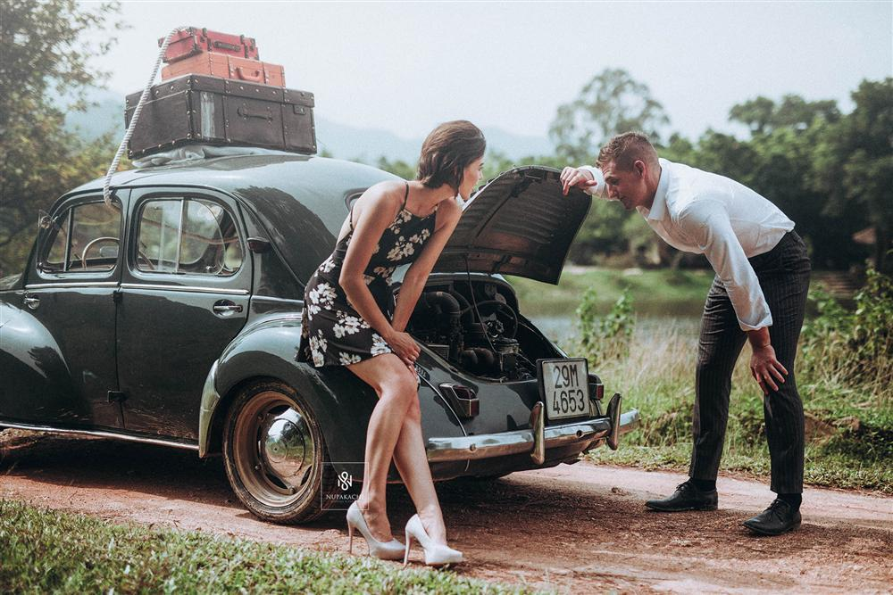 Quá ấn tượng với Việt Nam qua mạng, cặp đôi người Mỹ quyết định đến Hà Nội sống và chụp ảnh cưới đẹp long lanh-11