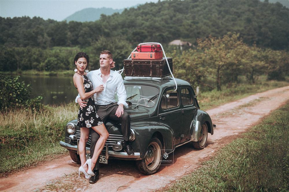 Quá ấn tượng với Việt Nam qua mạng, cặp đôi người Mỹ quyết định đến Hà Nội sống và chụp ảnh cưới đẹp long lanh-12