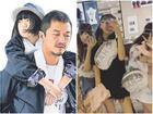 'Lệnh Hồ Xung' ngập trong nợ nần, con gái chi 350 triệu/ lần shopping