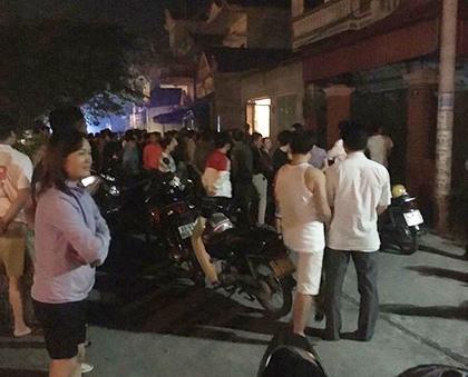 Kẻ trộm sát hại chủ nhà tại Hưng Yên, bàng hoàng thủ phạm tuổi teen-1