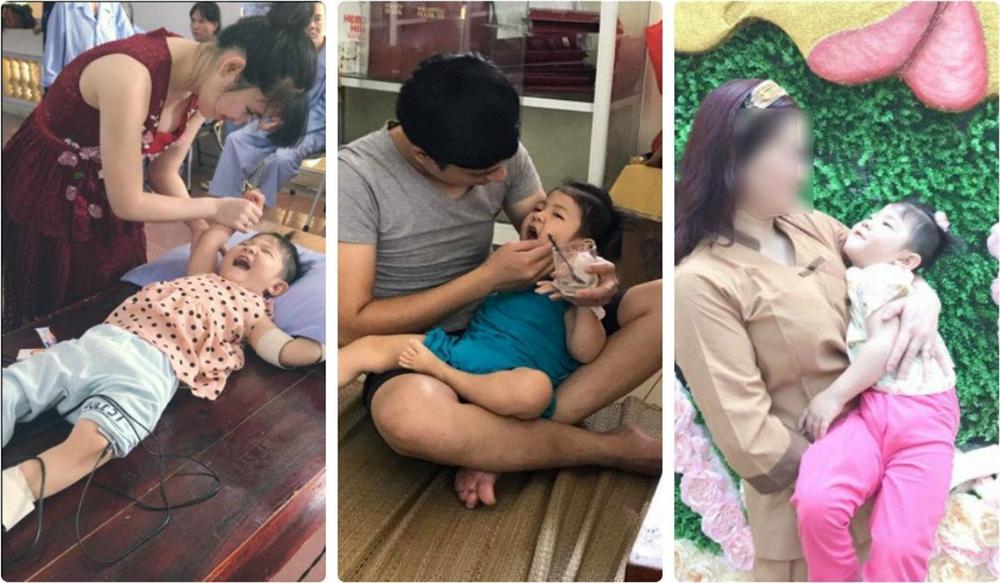 Loạt ảnh mới nhất khiến nhiều người bất ngờ về bé gái suy dinh dưỡng ở Lào Cai sau hơn 2 năm được nhận nuôi-5